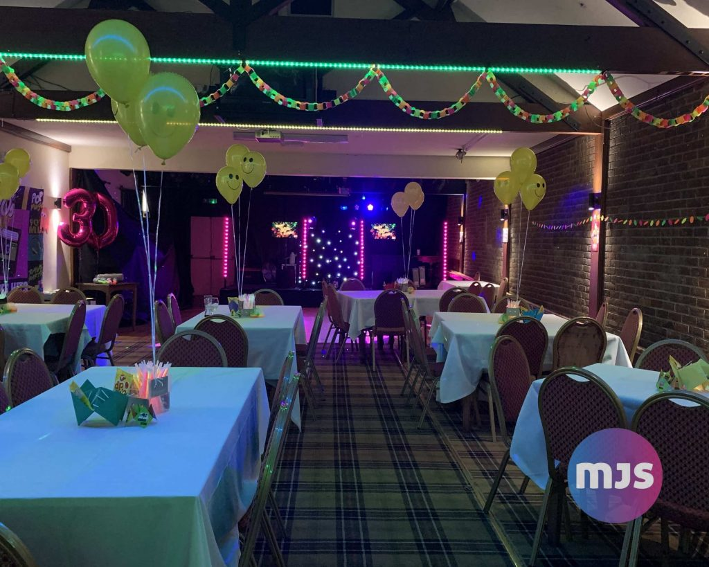Birthday Packages - MJS Entertainment