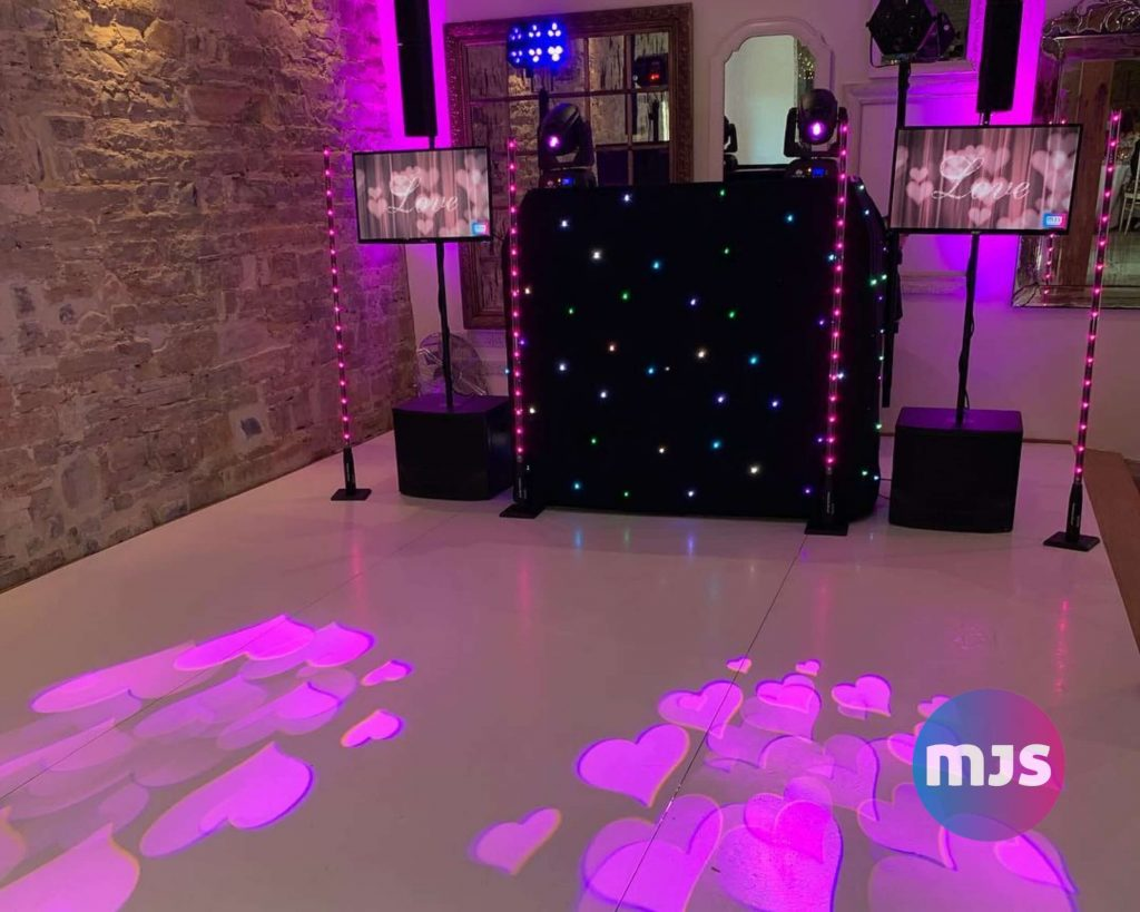 Packages 0f MJS Entertainment